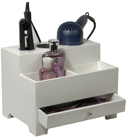 Hair Dryer Holder More Space More Organization