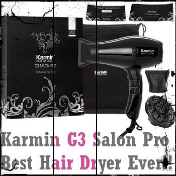Karmin G3 Salon Pro Hair Dryer review