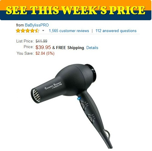 Hair Dryers This Week S Best Discounts